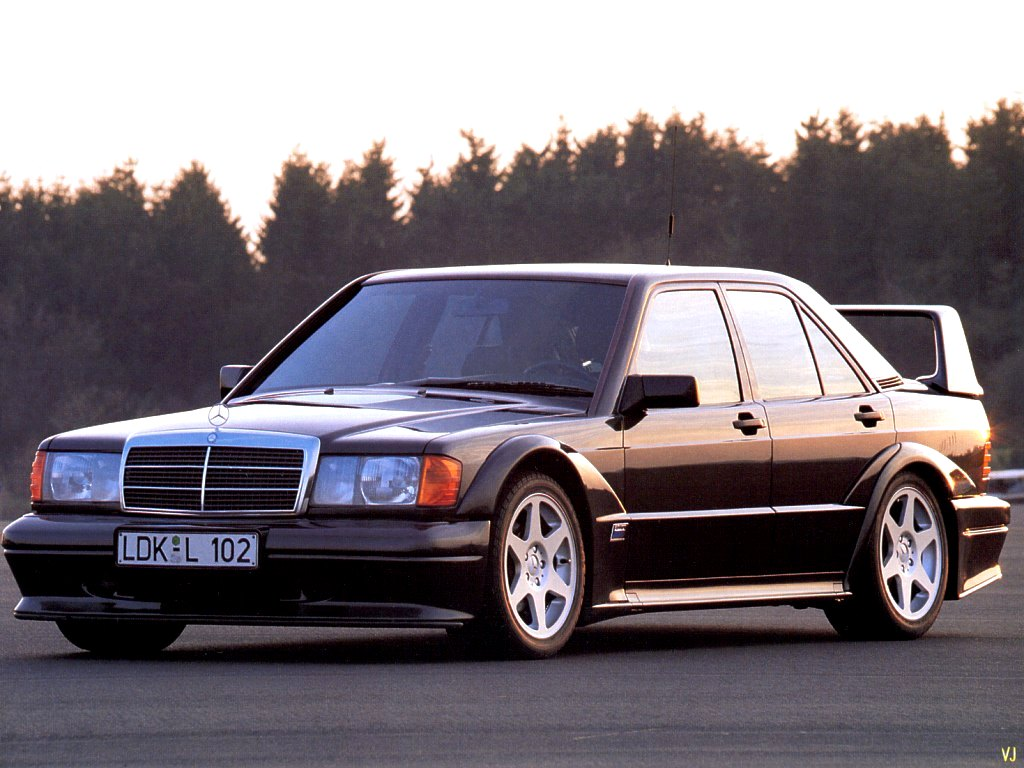 Mercedes-Benz 190 Turbo-D 2.5