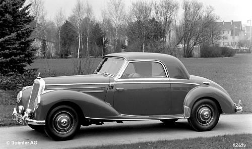 Mercedes-Benz 220 S Coupe