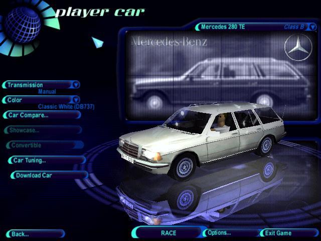 Mercedes-Benz 280 280 TE