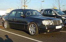 Mercedes-Benz 400 400 E 4.2 (124.034)