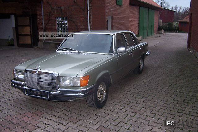 Mercedes-Benz 450 SE