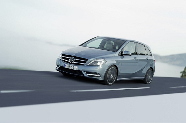 Mercedes-Benz C 200 CDI 122hp AT