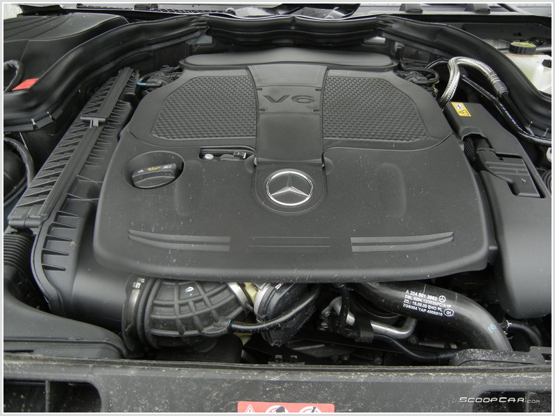 Mercedes-Benz C 350 4-Matic