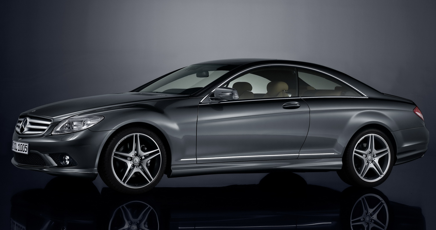 Mercedes-Benz CL 500 4Matic