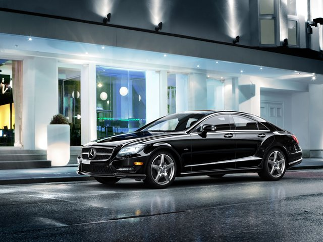 Mercedes-Benz CLS 550 Coupe