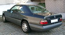 Mercedes-Benz Coupe 220 CE (124.042)