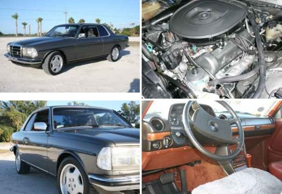 Mercedes-Benz Coupe 280 CE