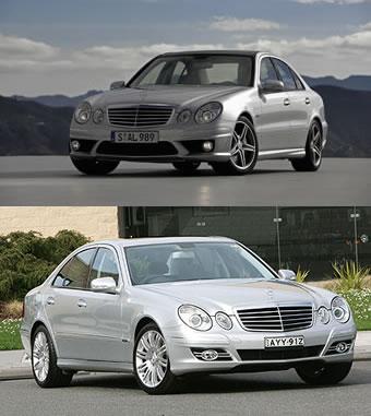 Mercedes-Benz E 200 K