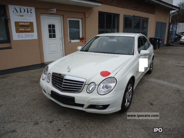 Mercedes-Benz E 200 Kompressor Estate