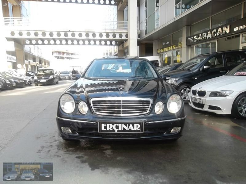 Mercedes-Benz E 220 CDi Avantgarde