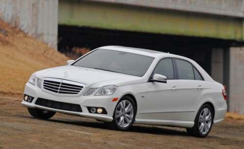 Mercedes-Benz E 350 BlueTec