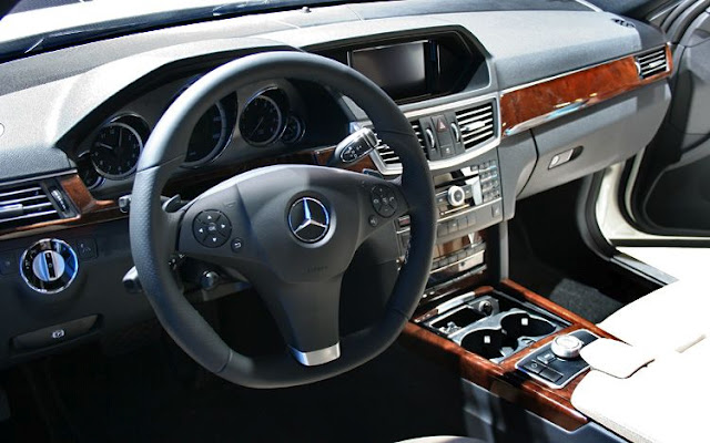 Mercedes-Benz E 350 Wagon