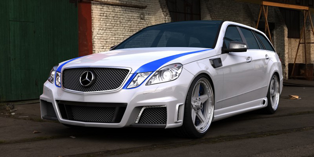 Mercedes-Benz E Break