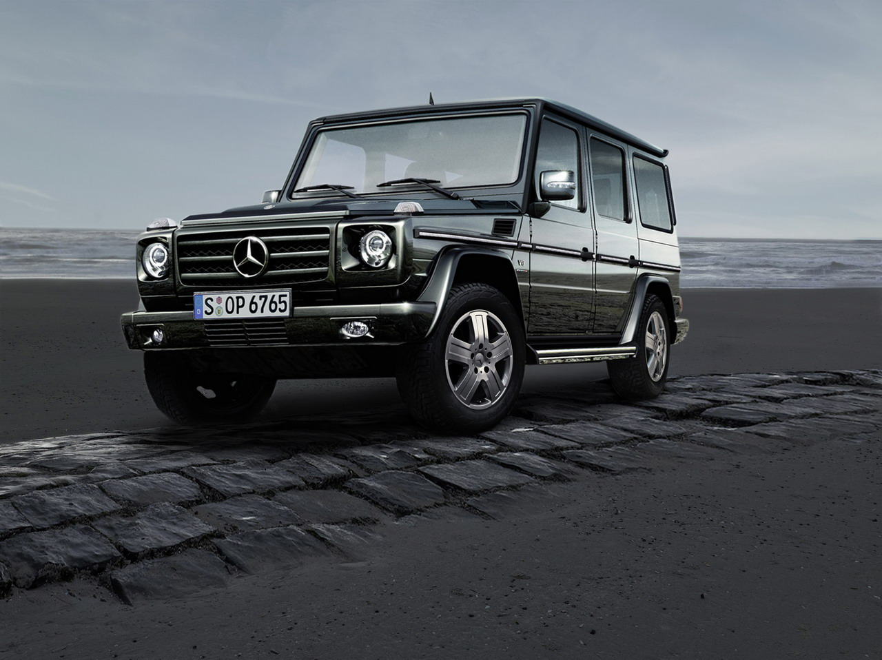 Mercedes-Benz G 320 Station Wagon Long