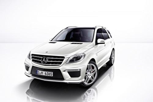 Mercedes-Benz M 500