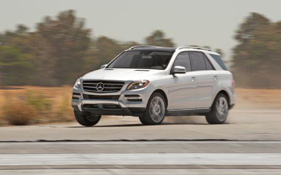Mercedes-Benz ML 350 CDi BlueTEC