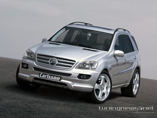 Mercedes-Benz ML 430