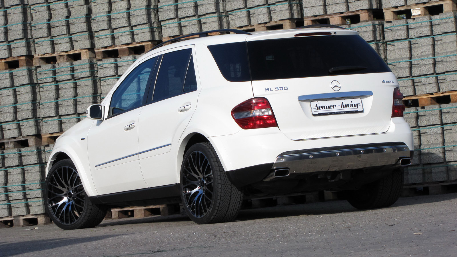 Mercedes-Benz ML 500 Automatic