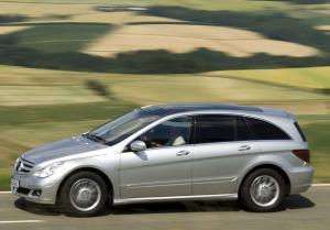 Mercedes-Benz R 280 CDi