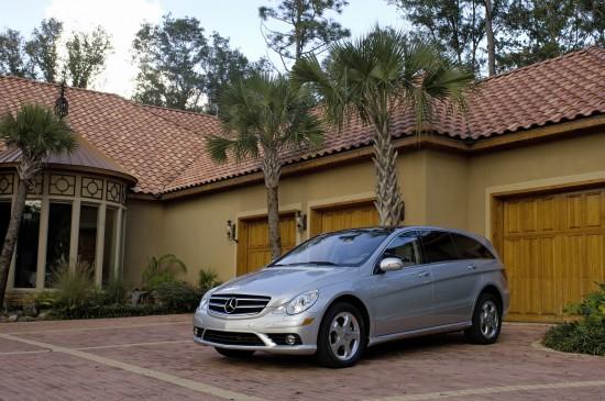Mercedes-Benz R 320 BlueTec