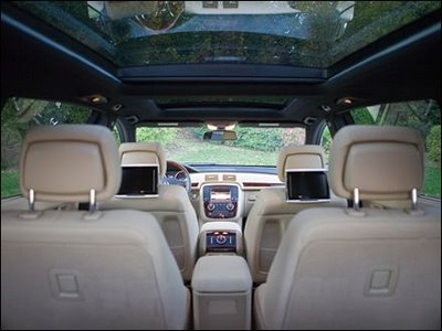 Mercedes-Benz R 320 CDi
