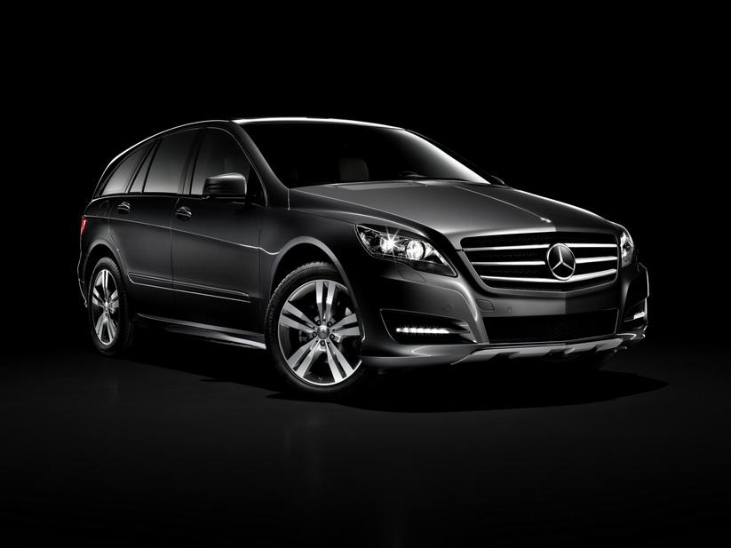 Mercedes-Benz R 350 CDi 4-Matic