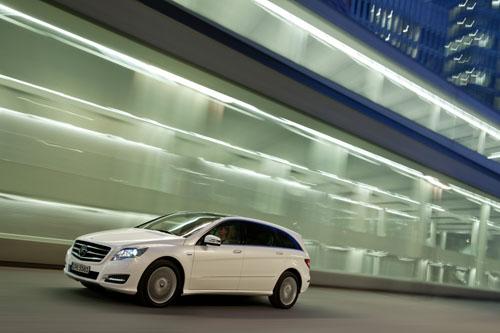 Mercedes-Benz R 350 L