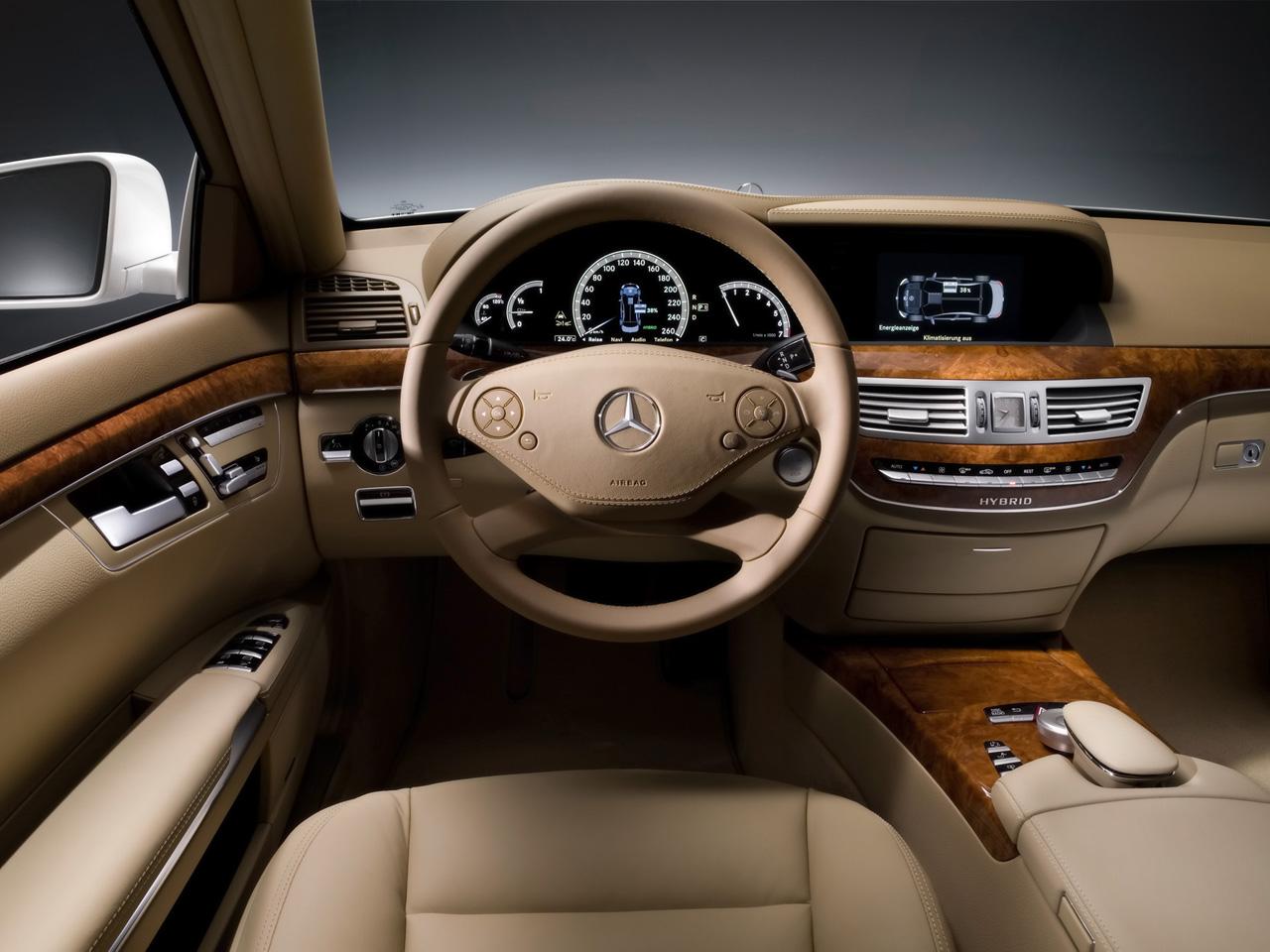 Mercedes-Benz S 320 CDI