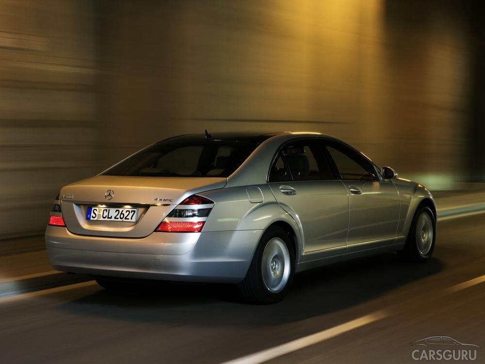 Mercedes-Benz S 450 4Matic