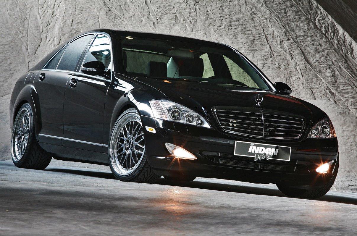 Mercedes-Benz S 500 4Matic L