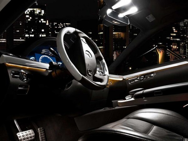 Mercedes-Benz S 600 Bi-T Sedan