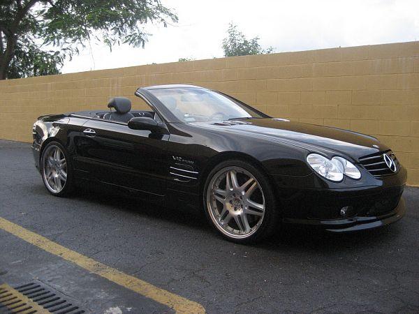 Mercedes-Benz SL600