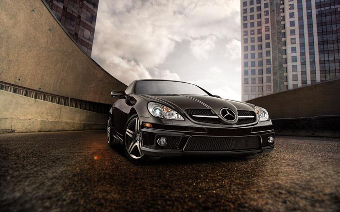 Mercedes-Benz SLK 300
