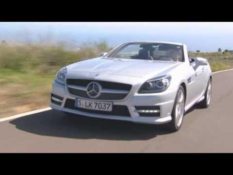 Mercedes-Benz SLK 350 BlueEfficiency