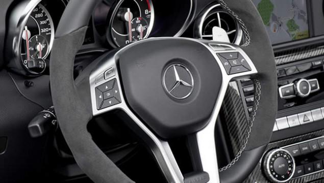 Mercedes-Benz SLK 55 AMG Roadster