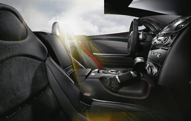 Mercedes-Benz SLR McLaren 722S