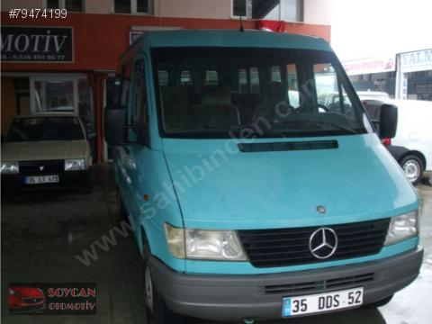 Mercedes-Benz Sprinter 208 D 2.3