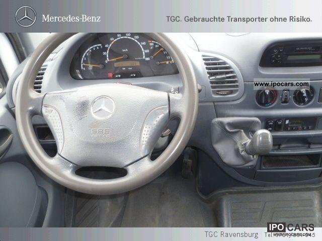 Mercedes-Benz Sprinter 211 CDI