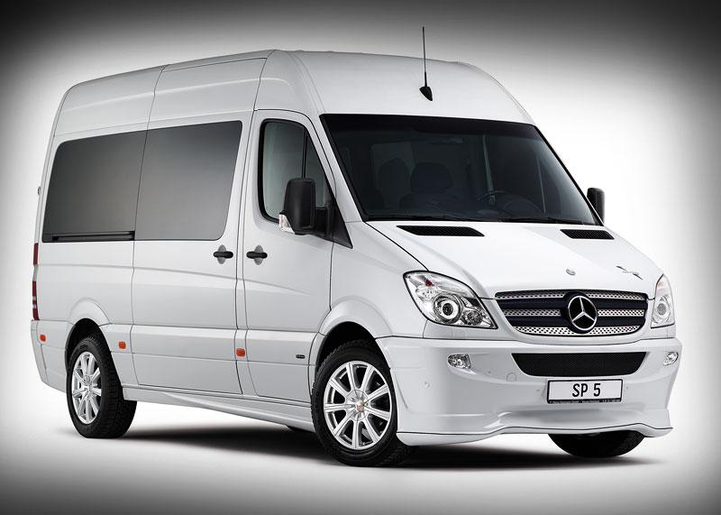 Mercedes-Benz Sprinter 310 D 2.9