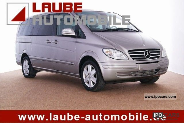 Mercedes-Benz Viano 2.2 CDi Trend Extra Long