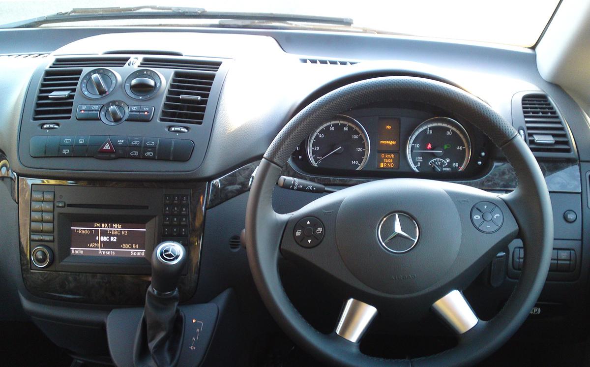 Mercedes-Benz Viano 3.0 CDi V6