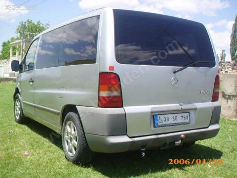 Mercedes-Benz Vito 112 CDI 2.2