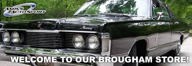 Mercury Brougham
