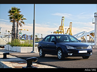 Mercury Mystique 2.0 16V AT