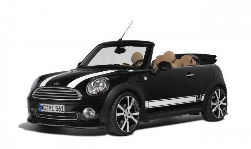 Mini Cooper Convertible S