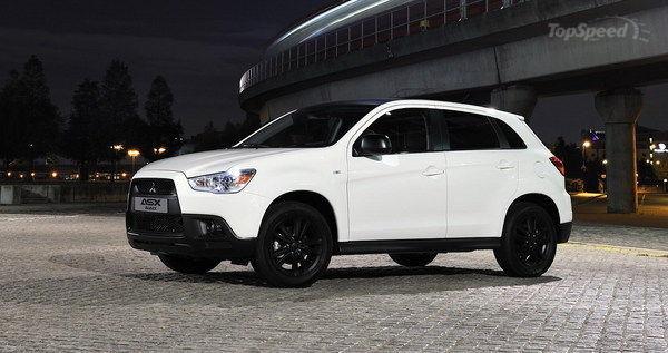Mitsubishi ASX 1.6 2WD MT Inform