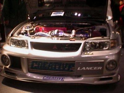 Mitsubishi Carisma 2.0 16V GT EVO VI