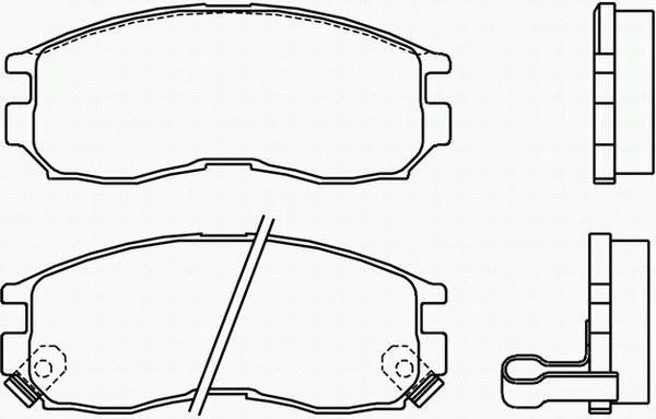 Mitsubishi Galant 2.0 GTI 16V (E33A)