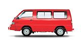 Mitsubishi L300 2.3 4WD (P24W,P24V)