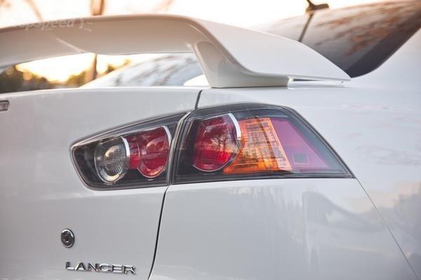 Mitsubishi Lancer 2.0 CVT